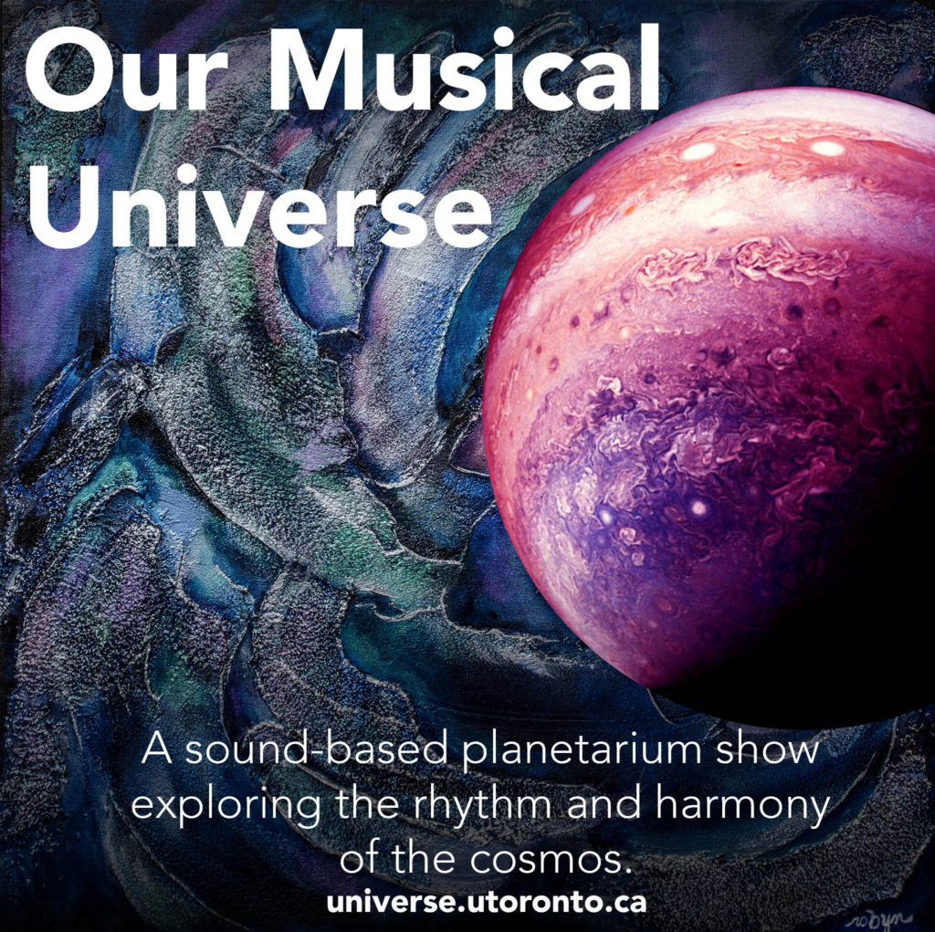 Our Musical Universe Poster